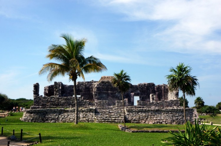 Tulum Ancient Mayan Ruins - Mexico