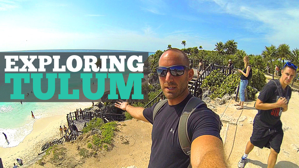 Tulum: Ancient Mayan Ruins and Beautiful Beaches