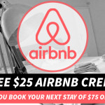 Airbnb $25 OFF $75 Coupon Free Credit