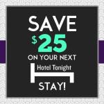 HOTEL TONIGHT Promo Code