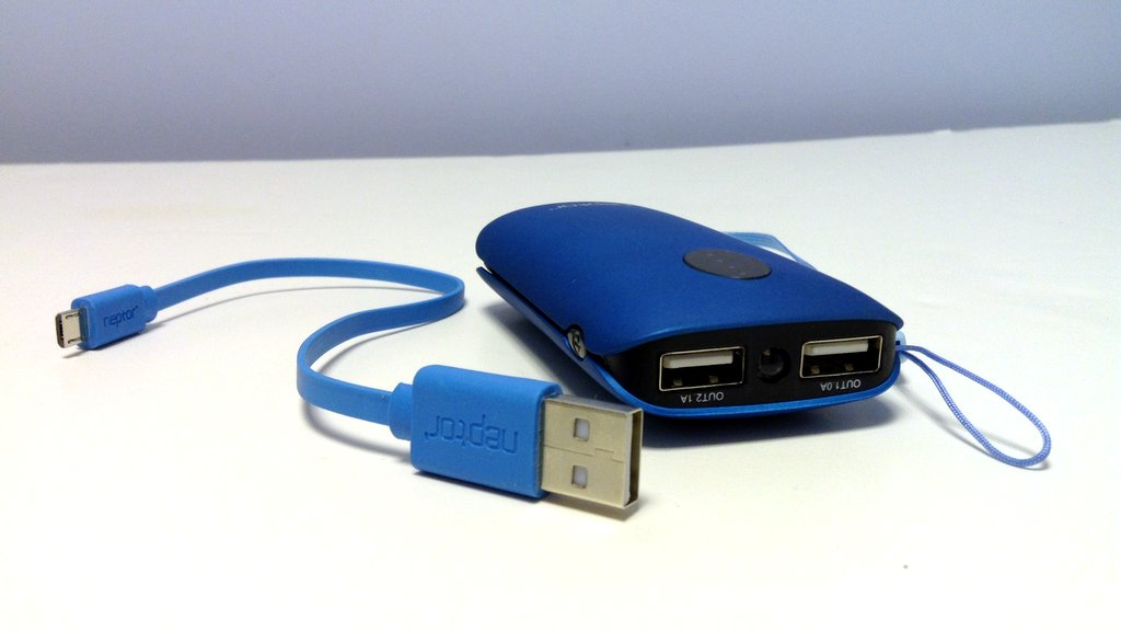 Neptor Portable Battery Charger