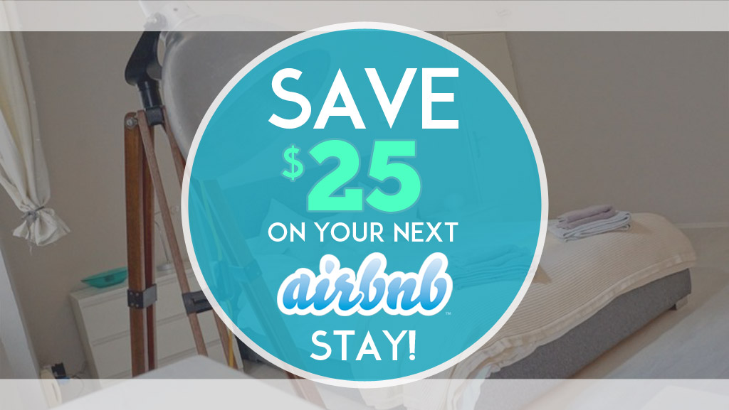 Airbnb Coupon Code $25 OFF Discount