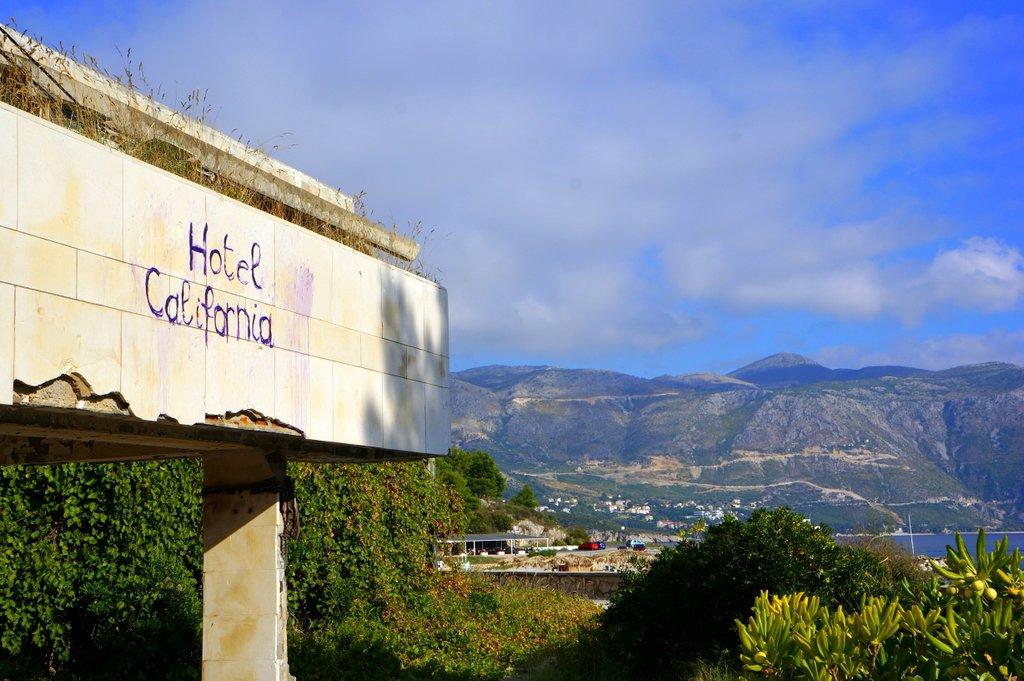 Hotel Goricina - Hotel California