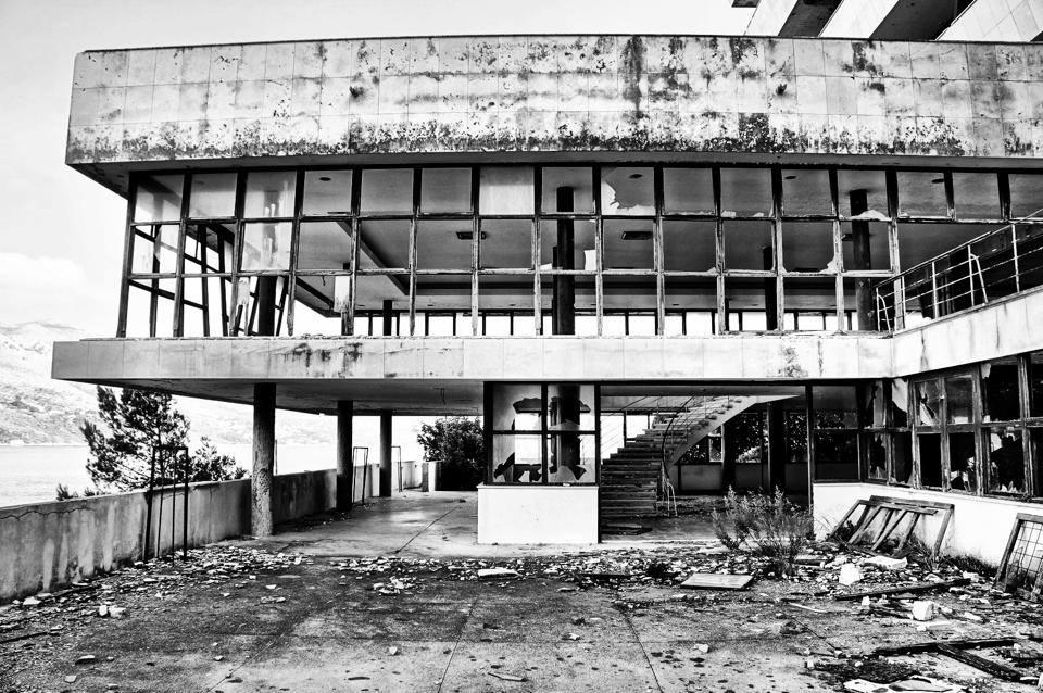 Kupari Croatia Abandoned Hotel