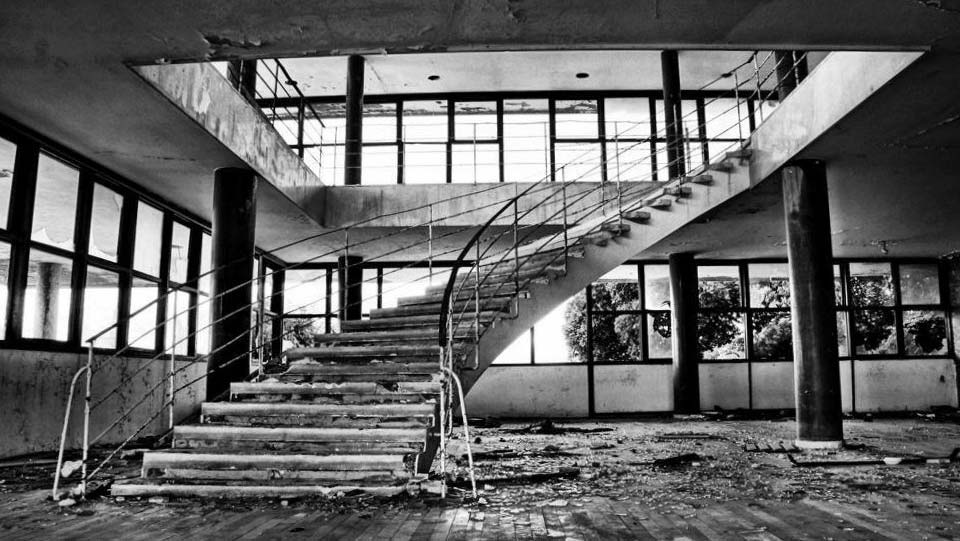 The Abandoned Yugoslav Military Resort of Kupari