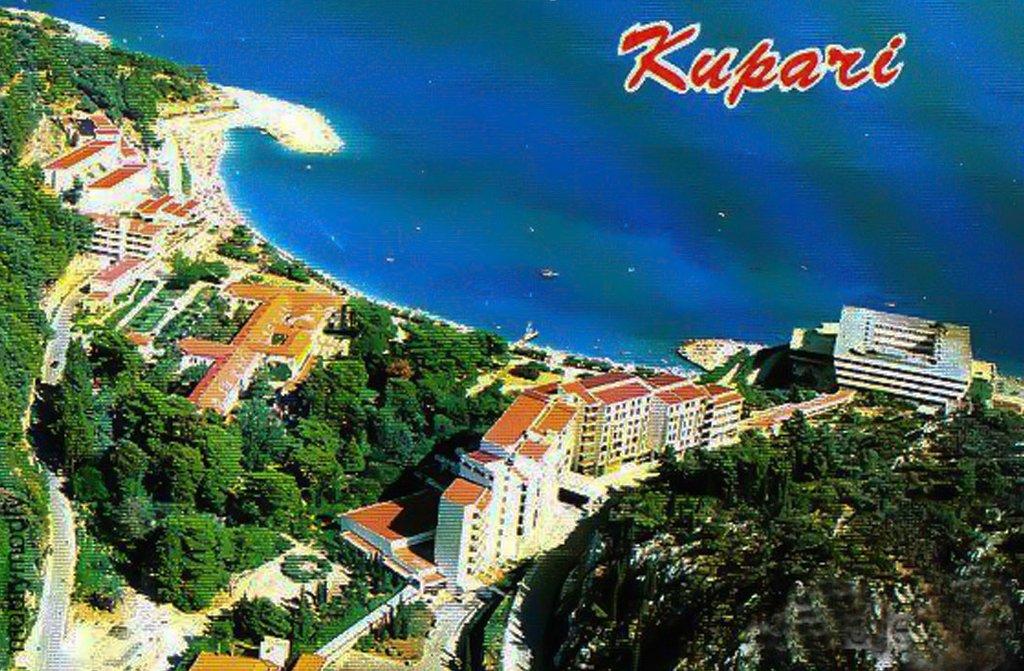 Old Photo of Kupari - Photo Credit: http://www.benkar.se/glomdarum/galleri/Utomlands/Kroatien/Hotelviken-Del2-Pelegrin-och-Kupari/