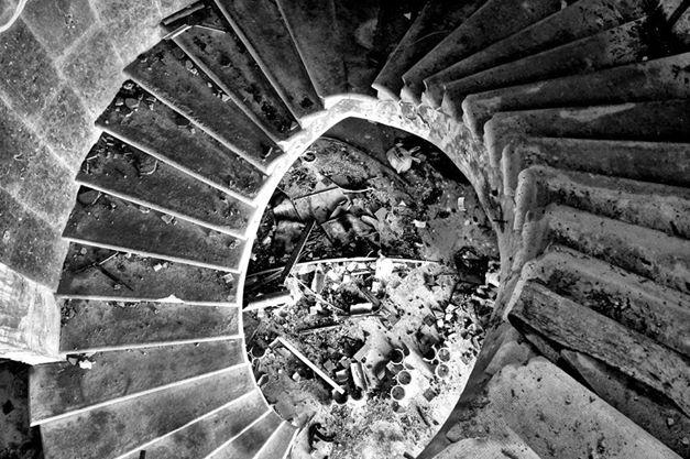 Kupari Spiral Staircase