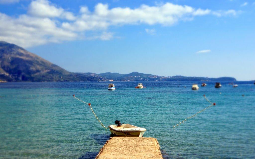 Kupari Views of the Adriatic Sea