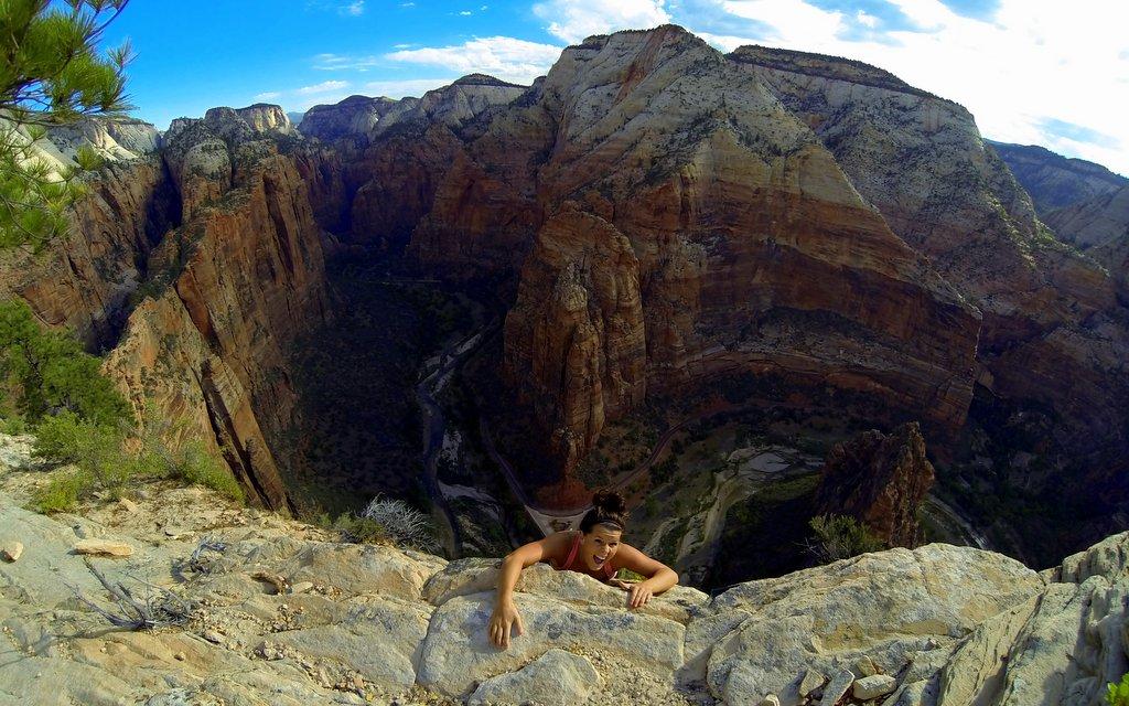 Zion National Park - Angels Landing Hike