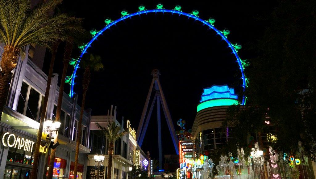 The LINQ - High Roller Las Vegas