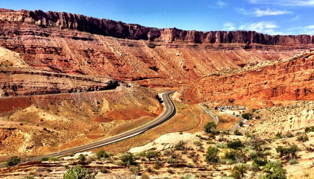 Vegas to Denver Road Trip