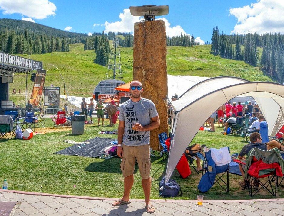 Warrior Dash Copper Mountain 2014