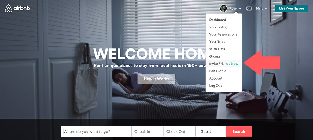 Free Airbnb Travel Credits