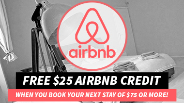 $25 OFF Airbnb Coupon Code