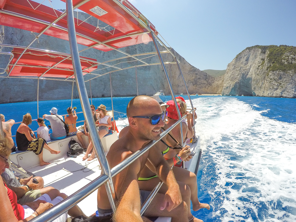 Shipwreck Beach Tour - Zakynthos, Greece