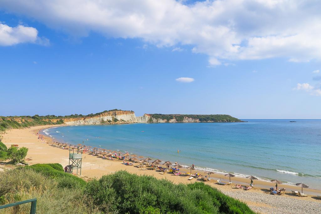 Gerakas Beach - Zakynthos, Greece