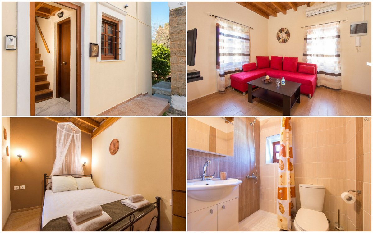 Airbnb Rhodes, Greece