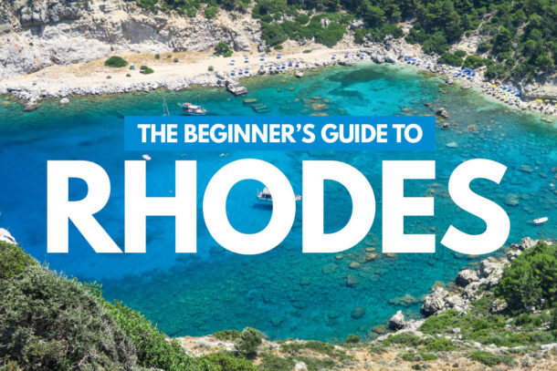 Beginner's Guide to Rhodes Greece