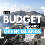 Budget Guide Greek Islands