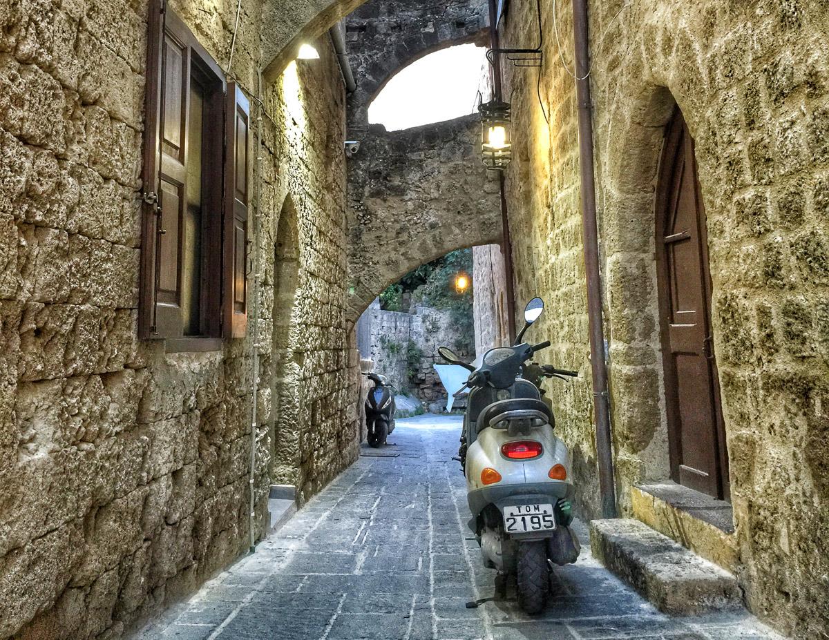 Motorbike Rentals in Rhodes