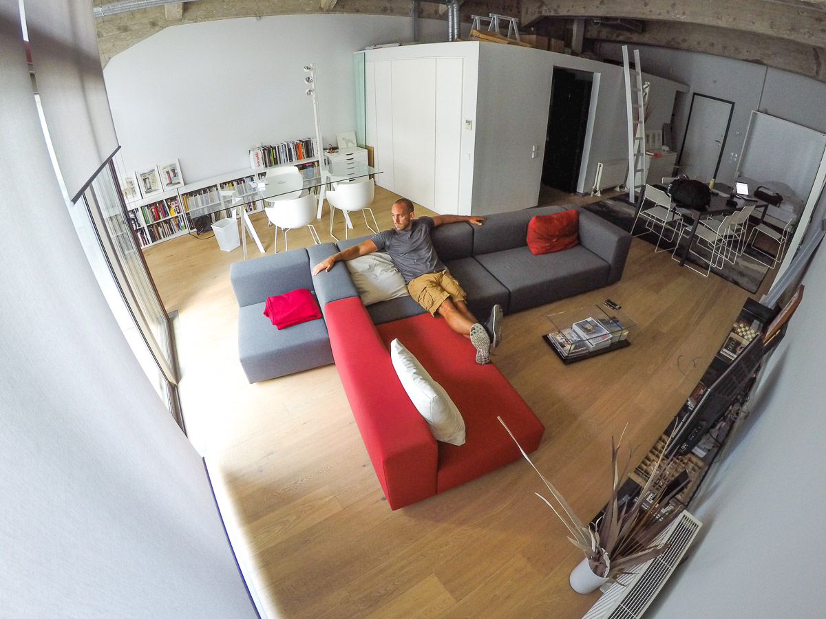Airbnb Apartment in Athens, Greece