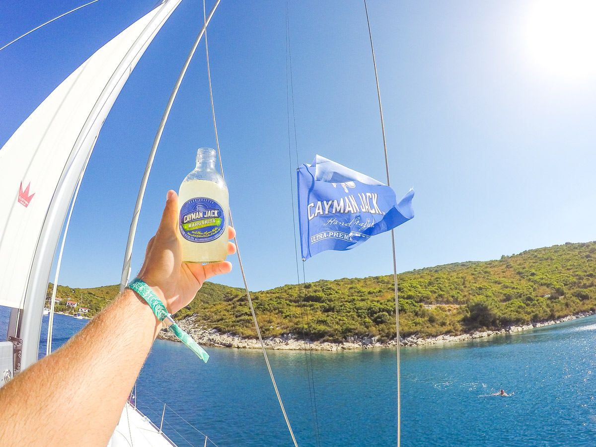Cayman Jack Margaritas
