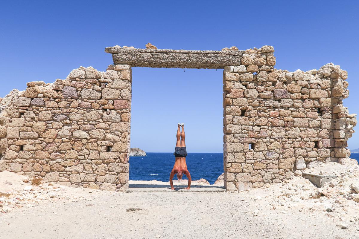 Firipotamos Beach - Milos, Greece