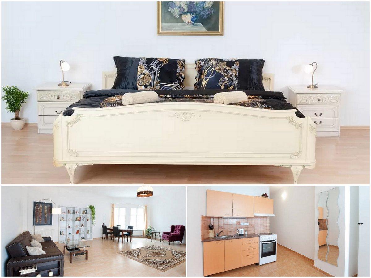 Prague Airbnb Apartment