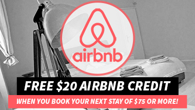 $20 OFF Airbnb Coupon Code Discount