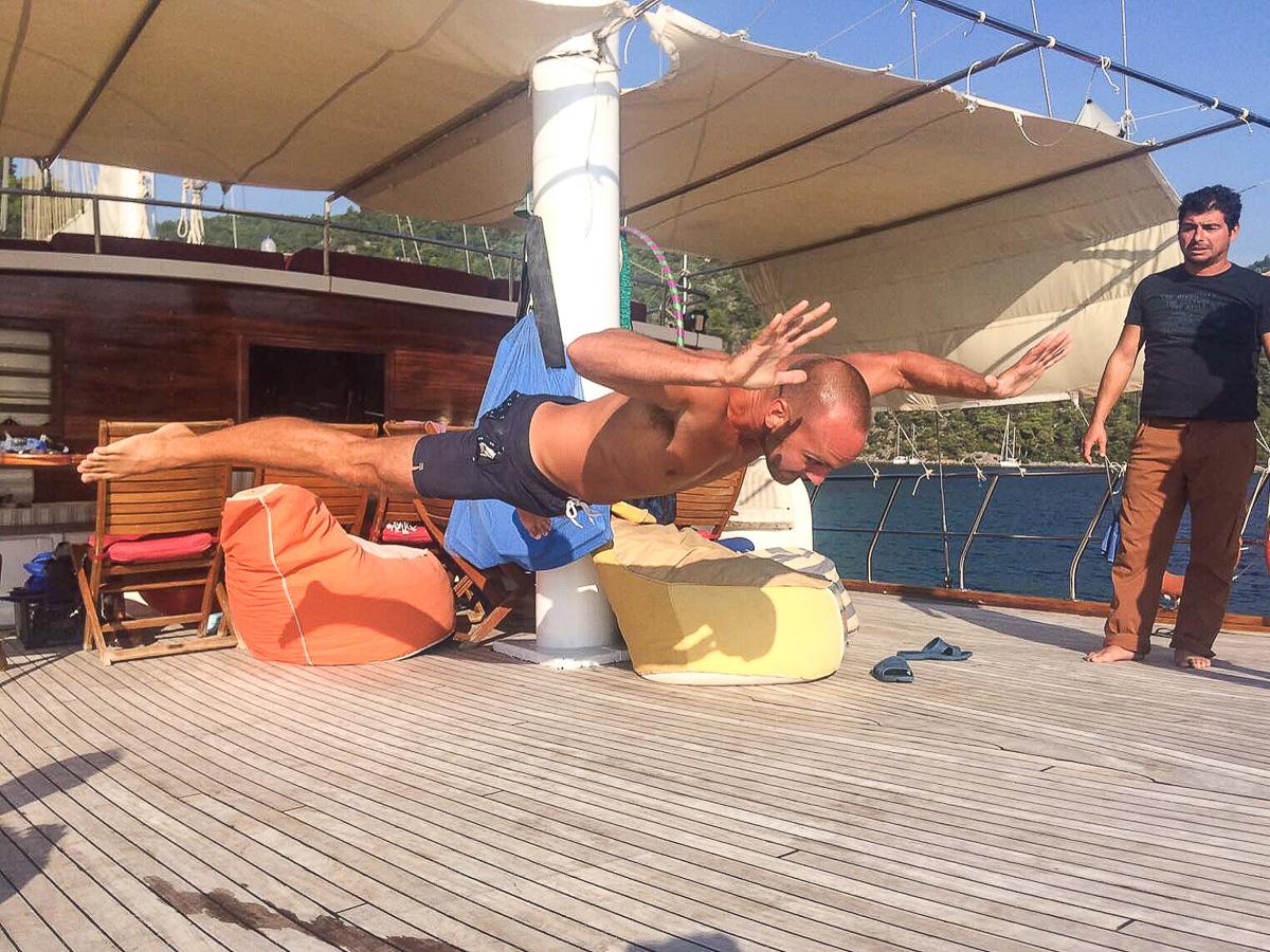 Mediterranean Delights Fitness Voyage - MDFV