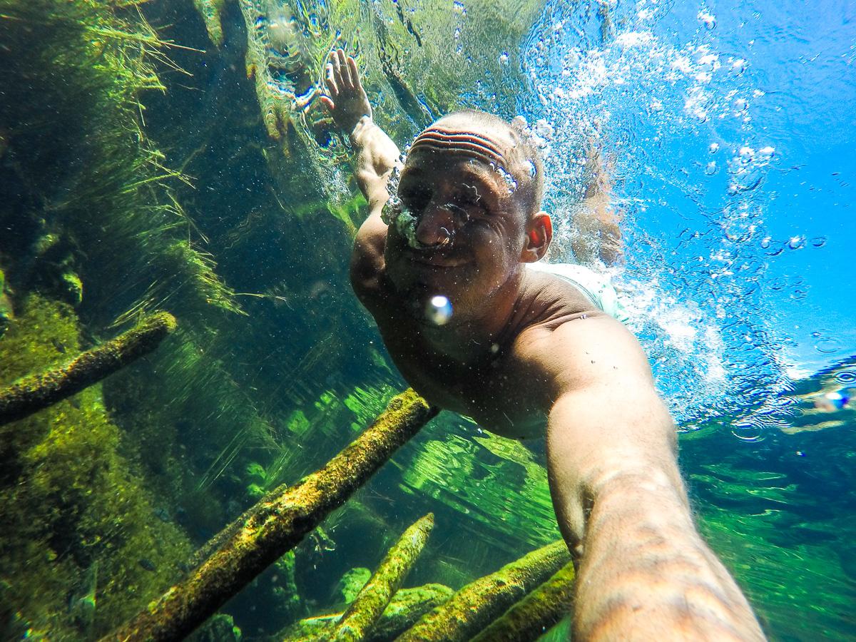 Cenote Eden - Mexico