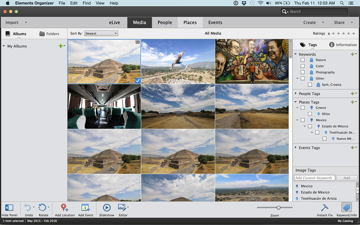 Adobe Photoshop Elements: How to Remove Unwanted People from