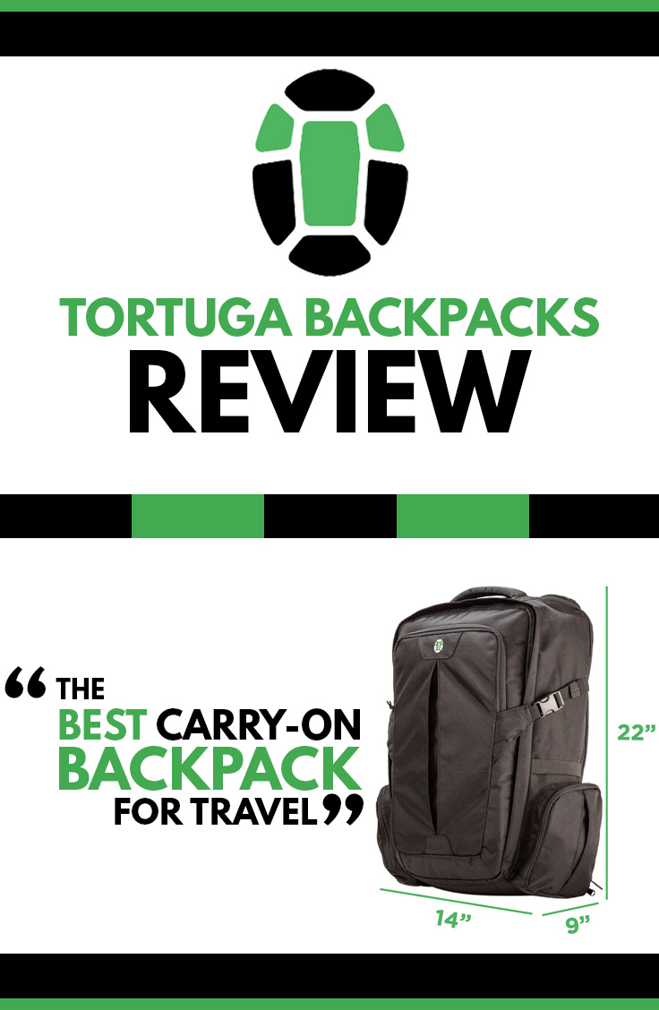 Tortuga Travel Backpack Review