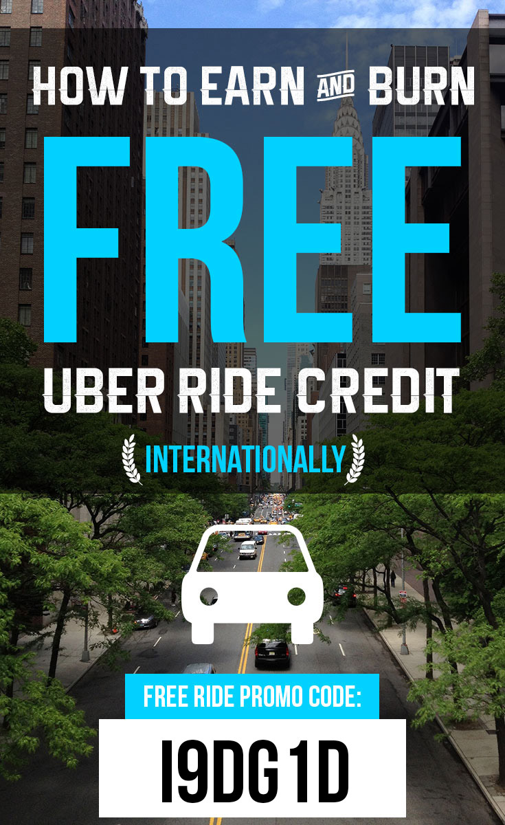 Uber Hack How To Earn Free Uber Rides Internationally