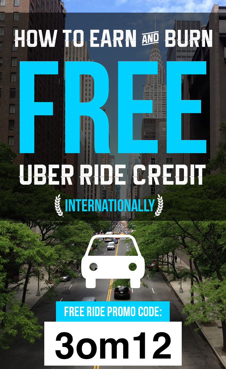 Uber Hack How To Earn Free Uber Rides Internationally