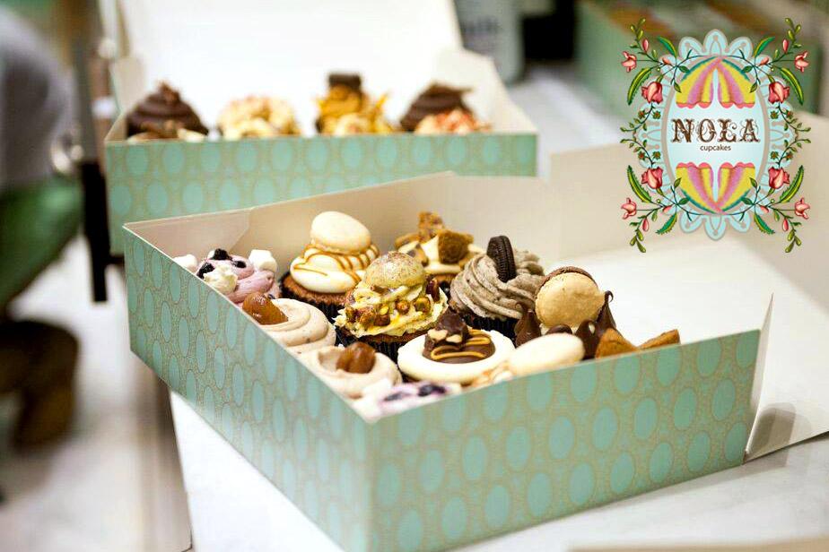 Nola Cupcakes Cairo