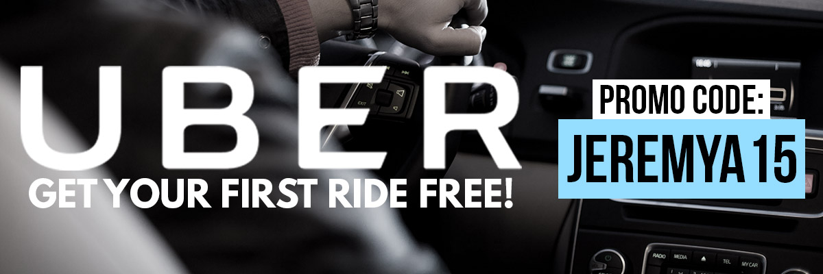 Uber Coupon Code: First Uber Ride Free