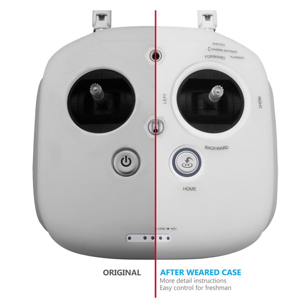 DJI Protective Remote Case with Guides