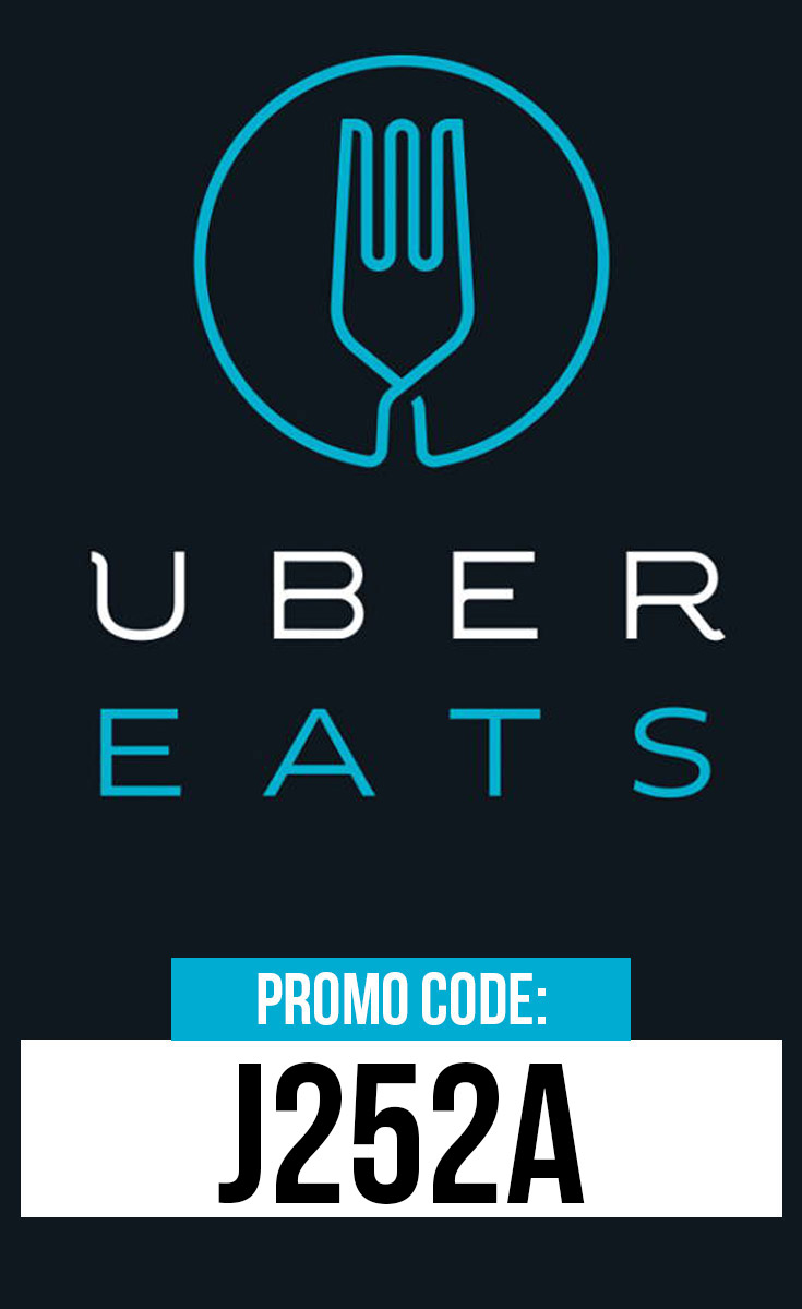 Ubereats Promo Code Use This Code J252a