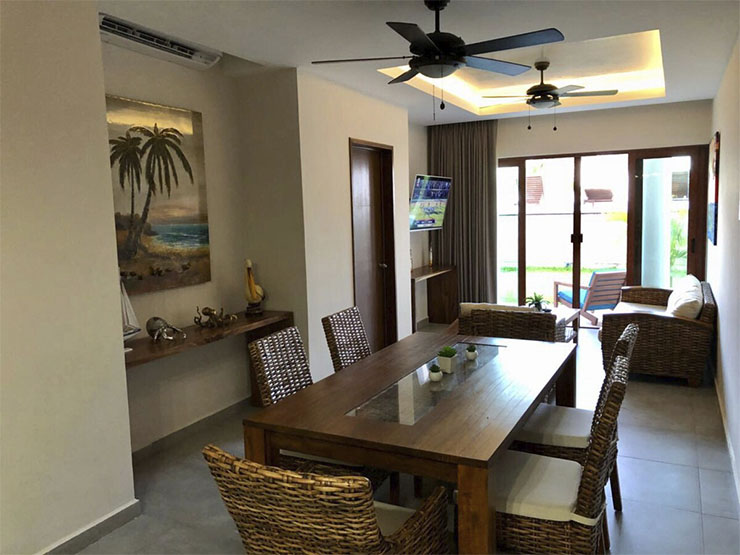 Apartment  with beach view-Mahahual