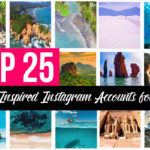 Top 25 Travel Instagram Accounts 2017