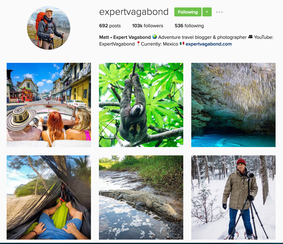 Travel-Instagram-Expert-Vagabond