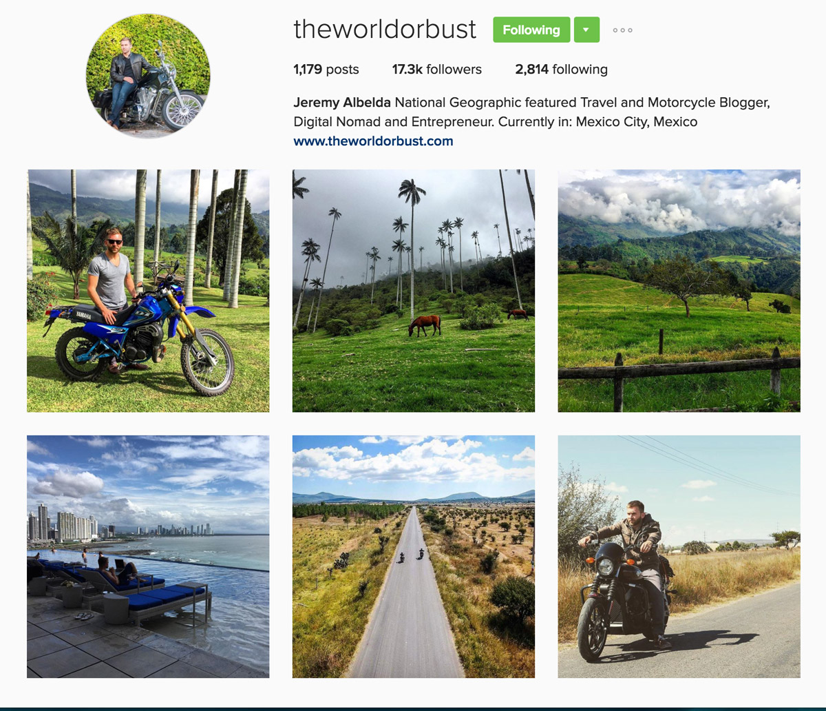 Travel-Instagram-The-World-or-Bust