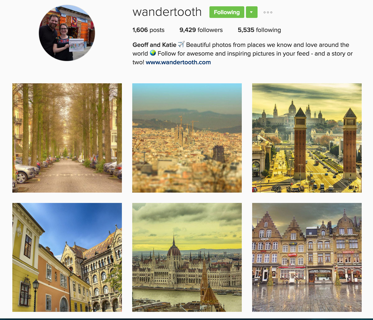 Travel-Instagram-Wander-Tooth
