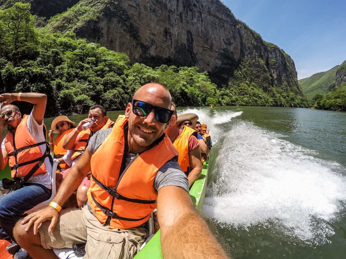 Canyon del Sumidero - Sumidero Canyon Boat Trip