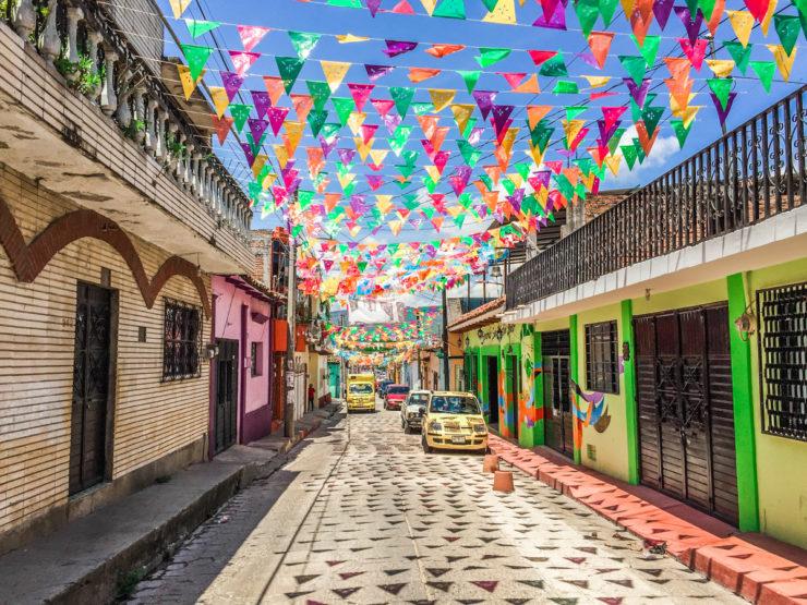 Streets of Chiapa de Corzo