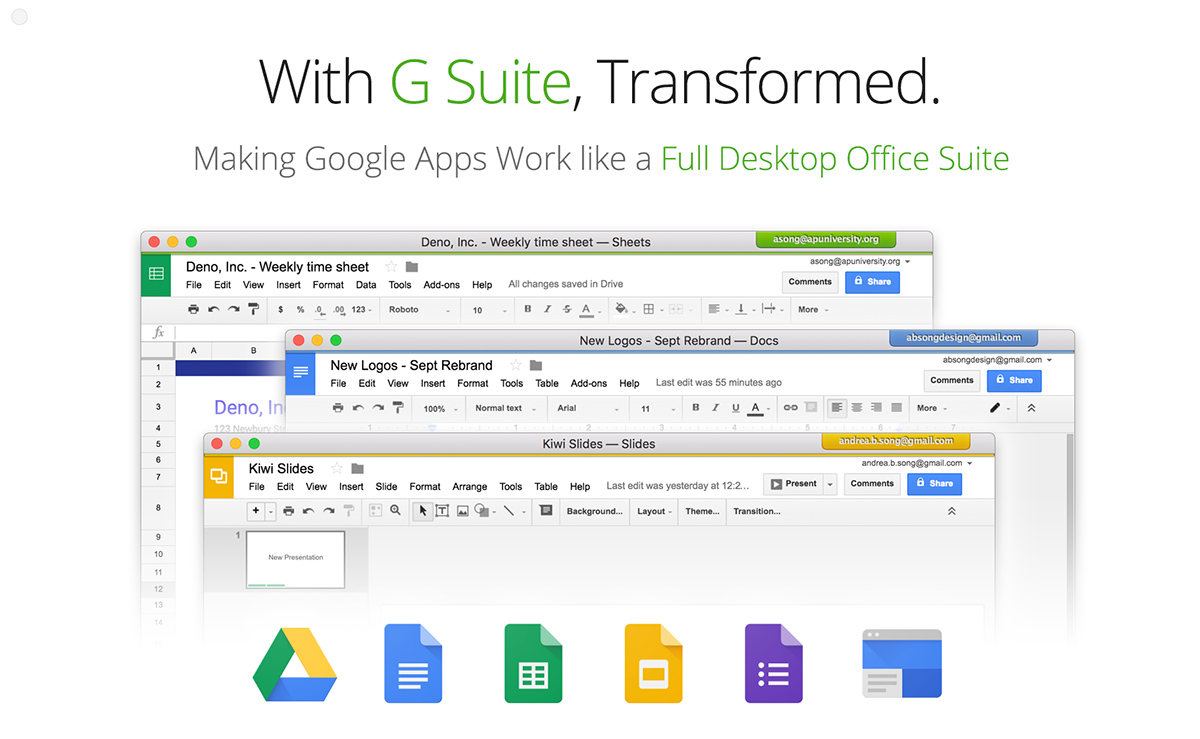 Kiwi for Gmail - Google Apps Integration