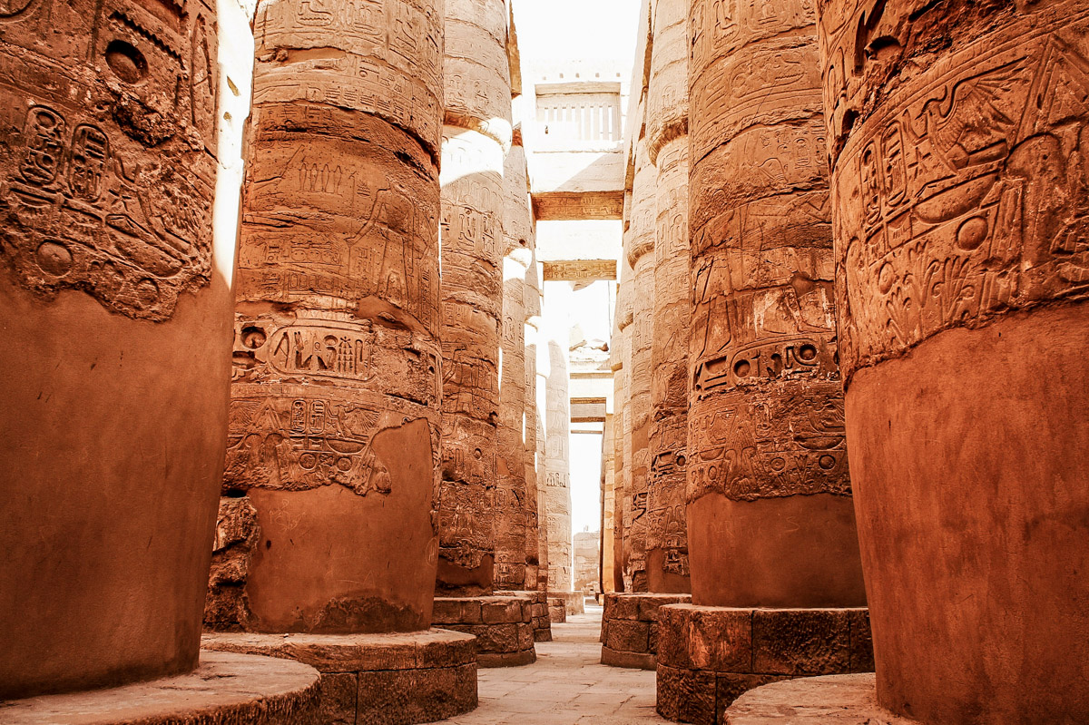 Karnak Temple - Egypt Tour