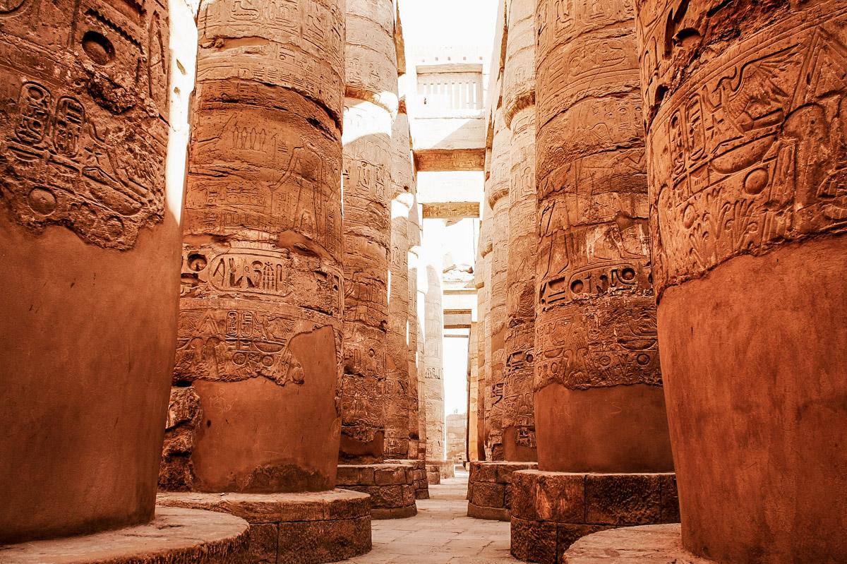 Karnak Temple - Egypt Tour