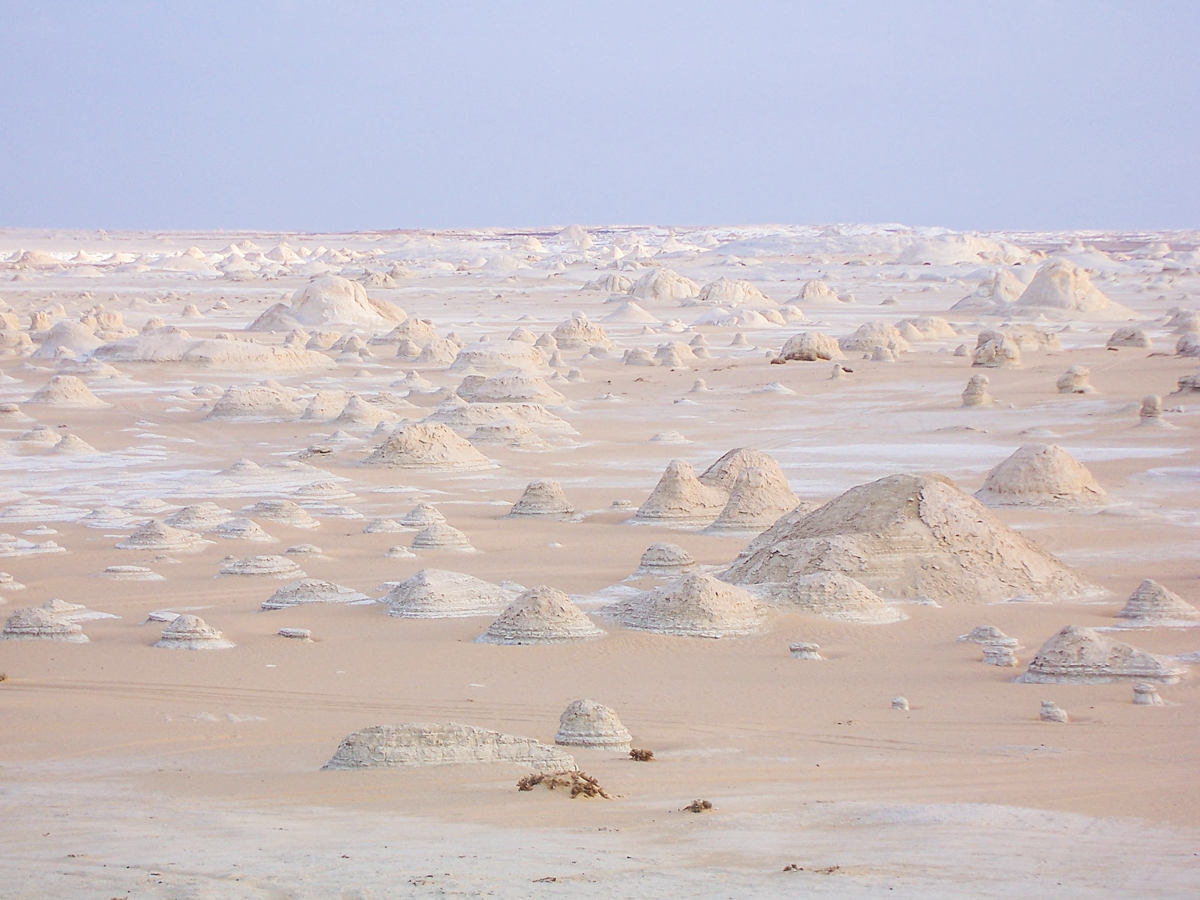 White Desert - Egypt Tour